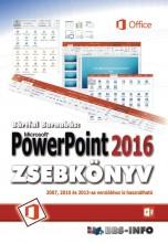 POWERPOINT 2016 ZSEBKÖNYV - Ekönyv - BÁRTFAI BARNABÁS