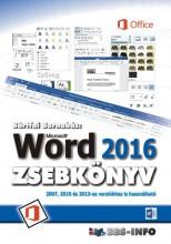 WORD 2016 ZSEBKÖNYV - Ekönyv - BÁRTFAI BARNABÁS