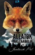 Állatok maszkabálja - Ekönyv - Jandácsik Pál