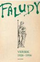 VERSEK 1926-1956 - Ekönyv - FALUDY GYÖRGY