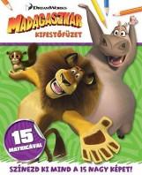 Madagaszkár - kifestőfüzet matricákkal - Ebook - NAPRAFORGÓ KÖNYVKIADÓ