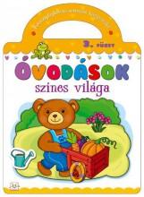 ÓVODÁSOK SZÍNES VILÁGA 3. FÜZET - Ekönyv - AKSJOMAT KIADÓ KFT.