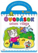 ÓVODÁSOK SZÍNES VILÁGA 4. FÜZET - Ekönyv - AKSJOMAT KIADÓ KFT.