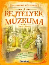 A rejtélyek múzeuma - Kalandos küldetés - Ebook - Napraforgó Kiadó