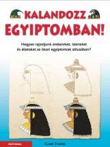 KALANDOZZ EGYIPTOMBAN! - Ekönyv - THORNE, CLAIRE