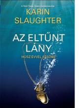 AZ ELTŰNT LÁNY + SZŐKE, KÉK SZEMŰ (KIS FÜZET) - Ekönyv - SLAUGHTER, KARIN