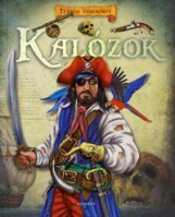 KALÓZOK - TÉRBELI MESEKÖNYV - Ekönyv - ALEXANDRA KIADÓ