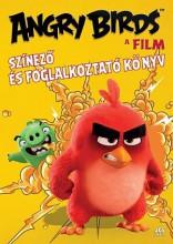 ANGRY BIRDS - A FILM - SZÍNEZŐ ÉS FOGLALKOZTATÓ KÖNYV - Ekönyv - JCS MÉDIA KFT