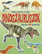 Dinoszauruszok - Milyen érdekes a világ…  - Ekönyv - NAPRAFORGÓ KÖNYVKIADÓ