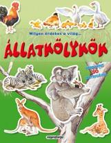 Állatkölykök - Milyen érdekes a világ…  - Ekönyv - NAPRAFORGÓ KÖNYVKIADÓ