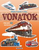 Vonatok - Milyen érdekes a világ…  - Ekönyv - NAPRAFORGÓ KÖNYVKIADÓ