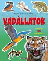 Vadállatok - Milyen érdekes a világ… - Ekönyv - NAPRAFORGÓ KÖNYVKIADÓ