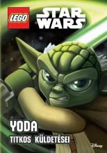 LEGO STAR WARS - YODA TITKOS KÜLDETÉSEI - Ekönyv - KOLIBRI GYEREKKÖNYVKIADÓ KFT.