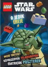 LEGO STAR WARS - A JEDIK HATALMA (POSZTERREL) - Ekönyv - KOLIBRI GYEREKKÖNYVKIADÓ KFT.