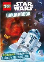 LEGO STAR WARS - ŰRKALANDOK (R2-D2 FIGURÁVAL) - Ekönyv - KOLIBRI GYEREKKÖNYVKIADÓ KFT.
