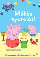 PEPPA MALAC - MÓKÁS NYARALÁS! - Ekönyv - JCS MÉDIA KFT
