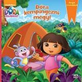 DÓRA, A FELFEDEZŐ - DÓRA KEMPINGEZNI MEGY - Ekönyv - JCS MÉDIA KFT