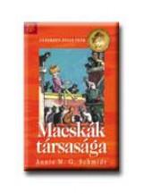 MACSKÁK TÁRSASÁGA - Ekönyv - SCHMIDT, ANNIE M.G.