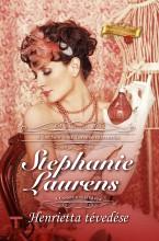 Henrietta tévedése (Cynster testvérek 1.) - Ekönyv - Stephanie Laurens