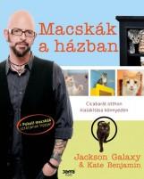 MACSKÁK A HÁZBAN - CICABARÁT OTTHON KIALAKÍTÁSA KÖNNYEDÉN - Ekönyv - GALAXY, JACKSON-BENJAMIN, KATE
