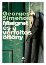 MAIGRET ÉS A VÉRFOLTOS ÖLTÖNY - Ekönyv - SIMENON, GEORGES