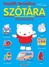 Kezdők tematikus szótára - Magyar-angol: Kirándulás - Ekönyv - NAPRAFORGÓ KÖNYVKIADÓ
