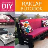 RAKLAP BÚTOROK - DIY CSINÁLD MAGAD! - Ekönyv - KALAPP ATTILA