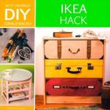 IKEA HACK - DIY CSINÁLD MAGAD! - Ekönyv - HALMOS MONIKA
