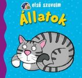 ÁLLATOK - ELSŐ SZAVAIM - LEPORELLÓ - Ekönyv - AKSJOMAT KIADÓ KFT.