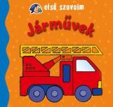 JÁRMŰVEK - ELSŐ SZAVAIM - LEPORELLÓ - Ekönyv - AKSJOMAT KIADÓ KFT.