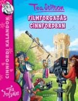 FILMFORGATÁS CINNFORDBAN - Ekönyv - STILTON, TEA
