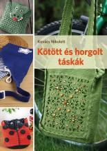 KÖTÖTT ÉS HORGOLT TÁSKÁK - Ekönyv - KOVÁCS NIKOLETT