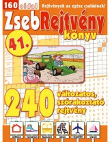 ZSEBREJTVÉNY KÖNYV 41. - Ekönyv - CSOSCH BT.
