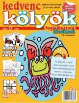 KEDVENC KÖLYÖK FOGLALKOZTATÓ KICSIKNEK 23. - Ekönyv - CSOSCH BT.