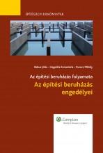Az építési beruházás engedélyei - Ebook - Babus Júlia, Hegedűs Annamária