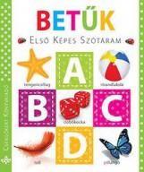 BETŰK - ELSŐ KÉPES SZÓTÁRAM - Ekönyv - CSENGŐKERT KIADÓ