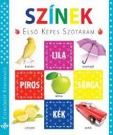 SZÍNEK - ELSŐ KÉPES SZÓTÁRAM - Ekönyv - CSENGŐKERT KIADÓ