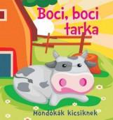 BOCI, BOCI TARKA - MONDÓKÁK KICSIKNEK (SZIVACSKÖNYV) - Ekönyv - BOGOS KATALIN