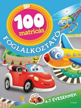 100 MATRICÁS FOGLALKOZTATÓ - JÁRMŰVEK - Ekönyv - TÓTH KÖNYVKERESKEDÉS ÉS KIADÓ KFT.