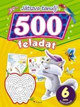 500 FELADAT - JÁTSZVA TANULJ! - Ekönyv - TÓTH KÖNYVKERESKEDÉS ÉS KIADÓ KFT.