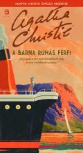 A BARNA RUHÁS FÉRFI - FŰZÖTT - Ekönyv - CHRISTIE, AGATHA