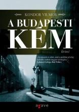 A BUDAPESTI KÉM - KRIMI - Ekönyv - KONDOR VILMOS