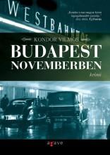 BUDAPEST NOVEMBERBEN - Ekönyv - KONDOR VILMOS