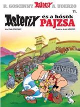 ASTERIX ÉS A HŐSÖK PAJZSA - ASTERIX 11. (ÚJ BORÍTÓ!) - Ekönyv - GOSCINNY, RENÉ