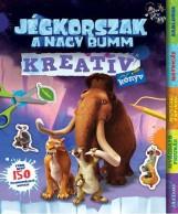 JÉGKORSZAK - A NAGY BUMM - KREATÍVKÖNYV - Ekönyv - VENTUS LIBRO KIADÓ