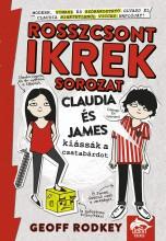 CLAUDIA ÉS JAMES KIÁSSÁK A CSATABÁRDOT - ROSSZCSONT IKREK 1. - Ekönyv - RODKEY, GEOFF