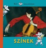 SZÍNEK - KÉT EGÉR KALANDJAI - Ekönyv - MÓRA KÖNYVKIADÓ