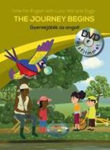 THE JOURNEY BEGINS - GYEREKJÁTÉK AZ ANGOL! - DVD-VEL - Ekönyv - CENTRAL MÉDIACSOPORT (SANOMA)