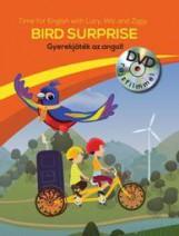 BIRD SURPRISE - GYEREKJÁTÉK AZ ANGOL! - DVD-VEL - Ekönyv - CENTRAL MÉDIACSOPORT (SANOMA)