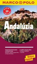 ANDALÚZIA - MARCO POLO - ÚJ TARTALOMMAL! - Ekönyv - CORVINA KIADÓ